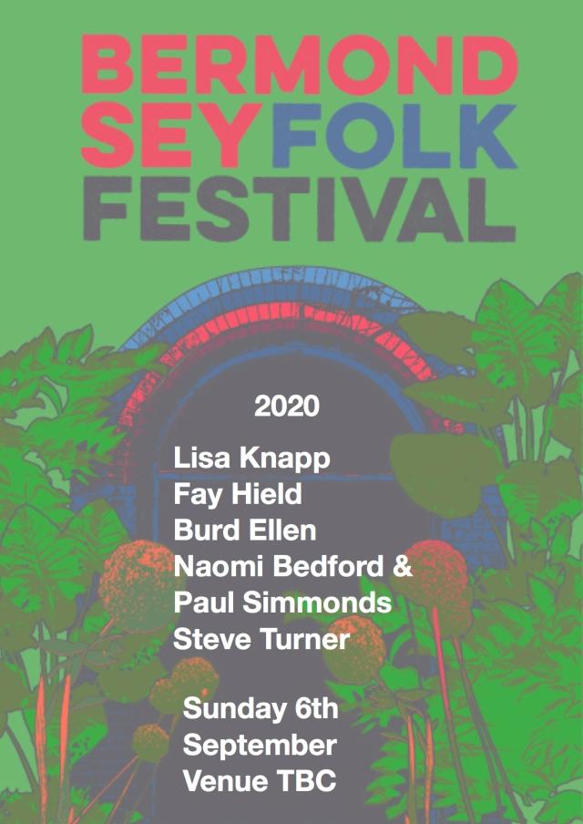 Bermondsey Folk Festival 2020