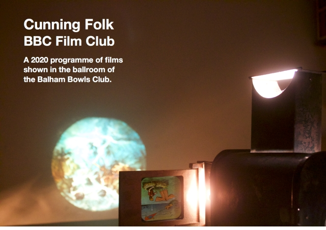 Cunning Folk Film Club